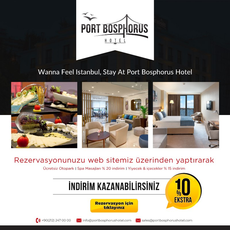 Portbosphorus_Hotel Fırsatlar