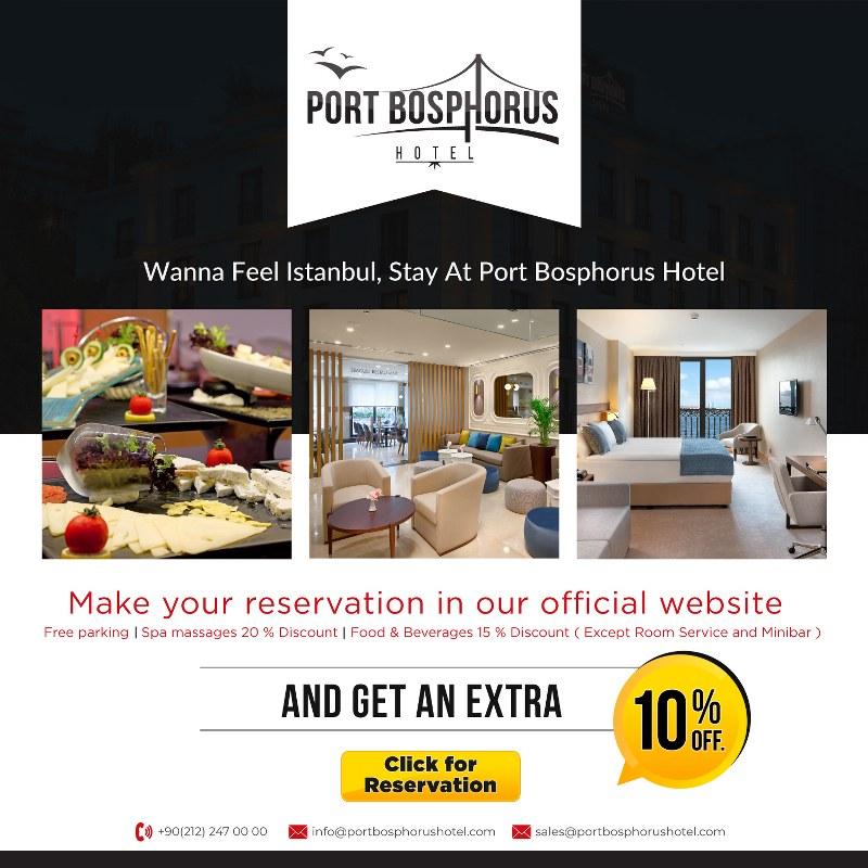 Portbosphorus_Hotel|Special Offers
