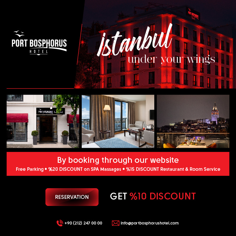Portbosphorus_Hotel|Special Offers