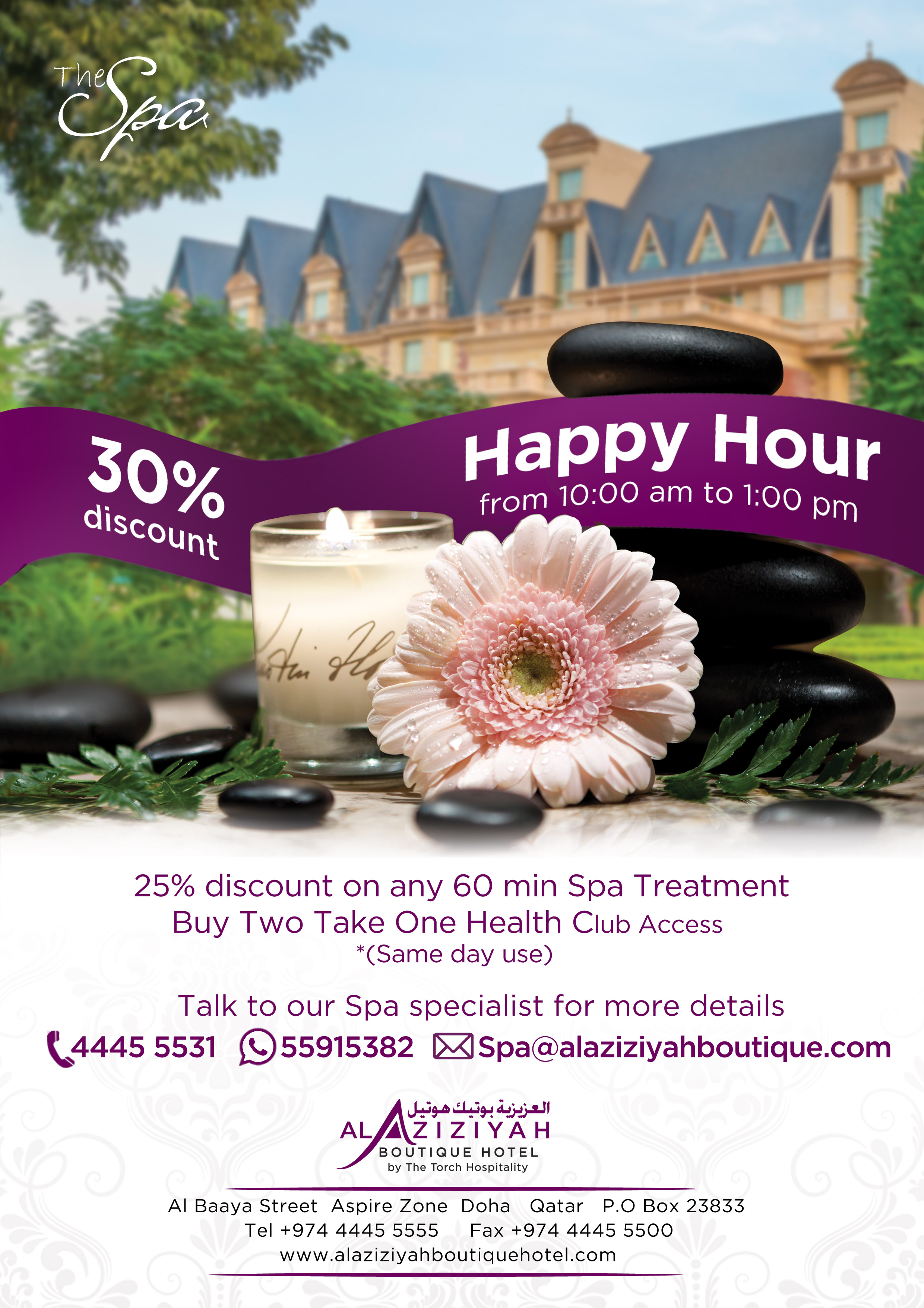 Spa Offers