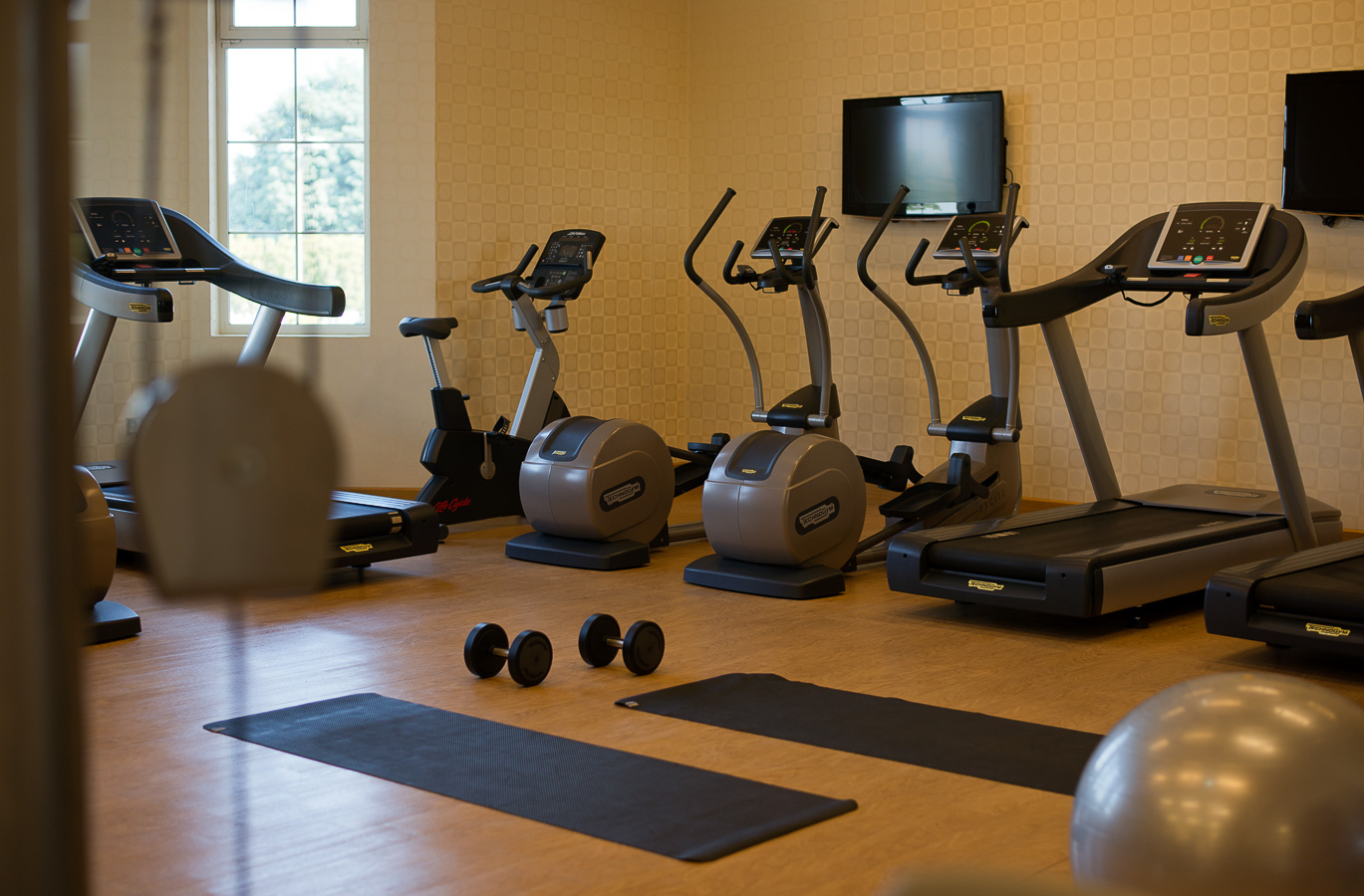 Al Aziziyah Boutique Hotel Fitness