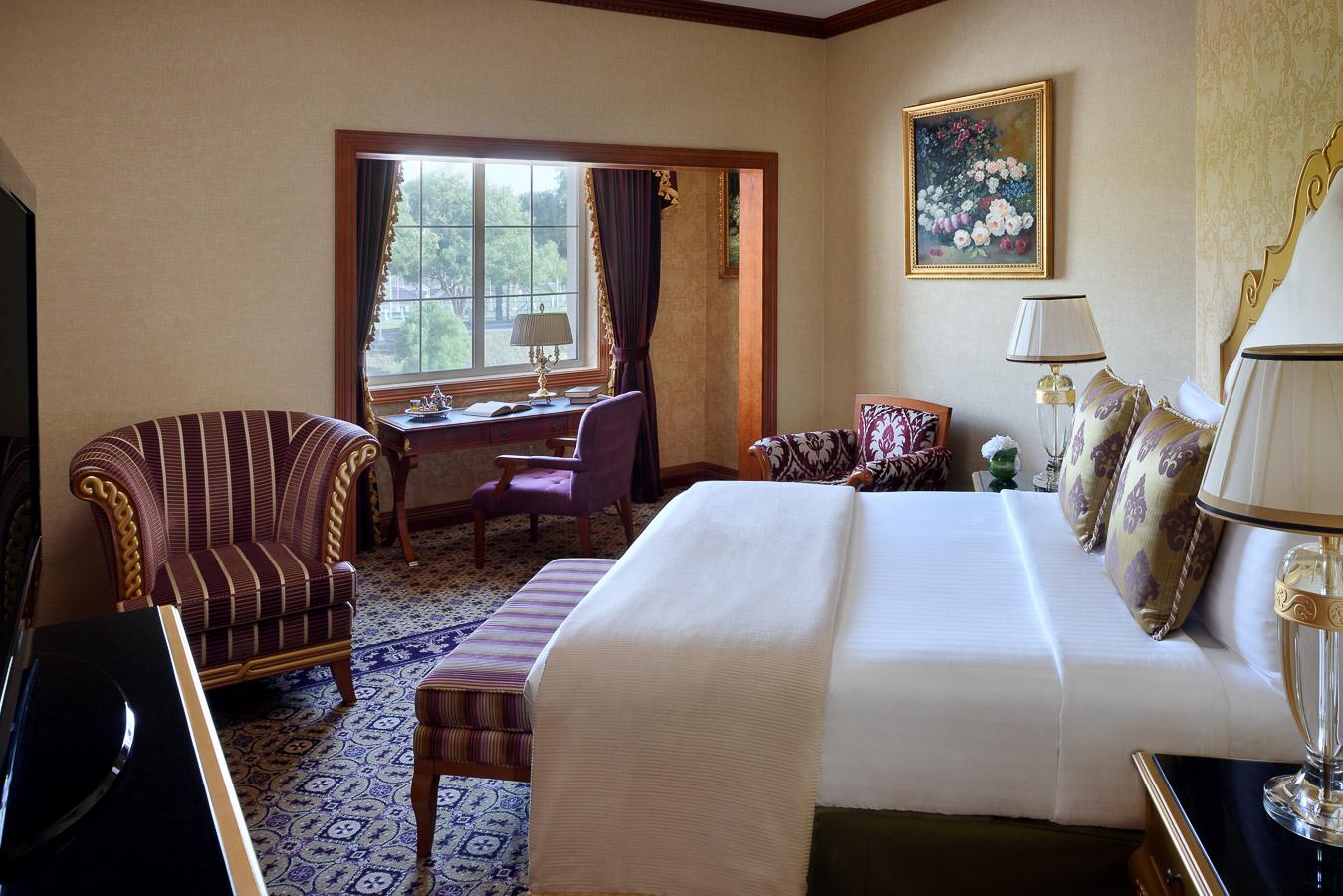 Park Suite Bedroom2