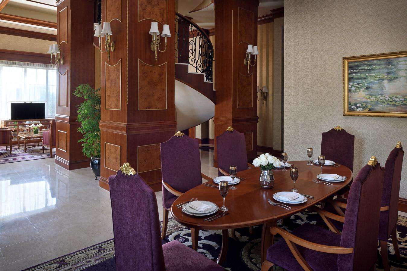 Park Suite Dining
