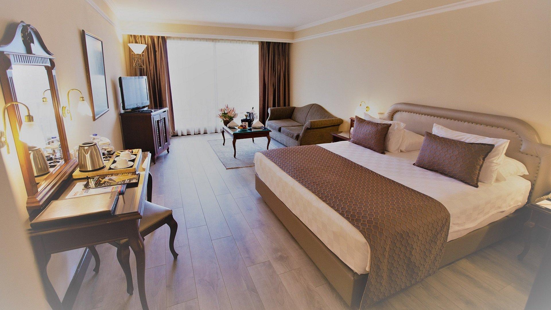 WELCOME TO KARACA HOTEL
